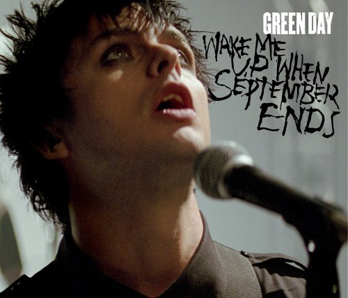 wake me up when september ends- green day